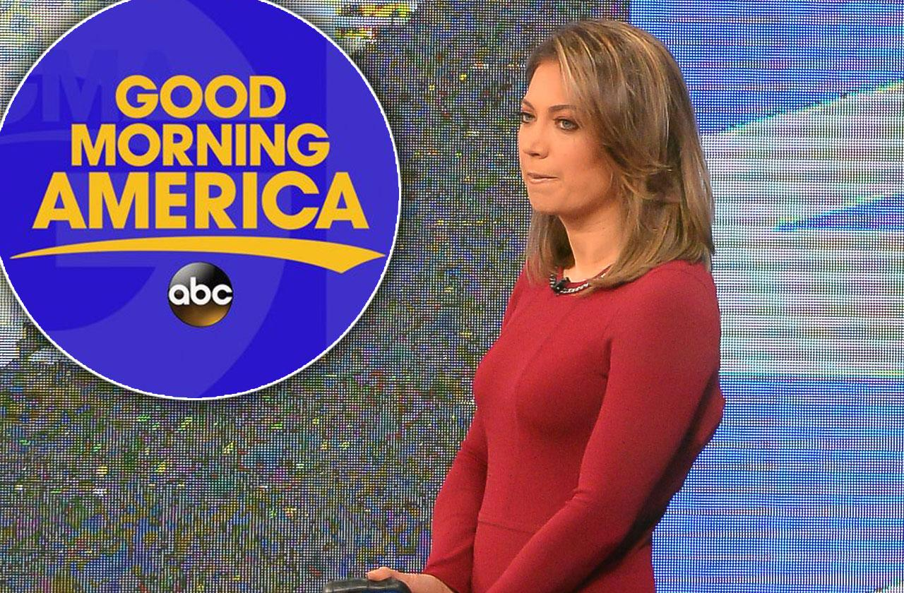 //GMA Meteorologist Ginger Zee Suicide Attempt pp
