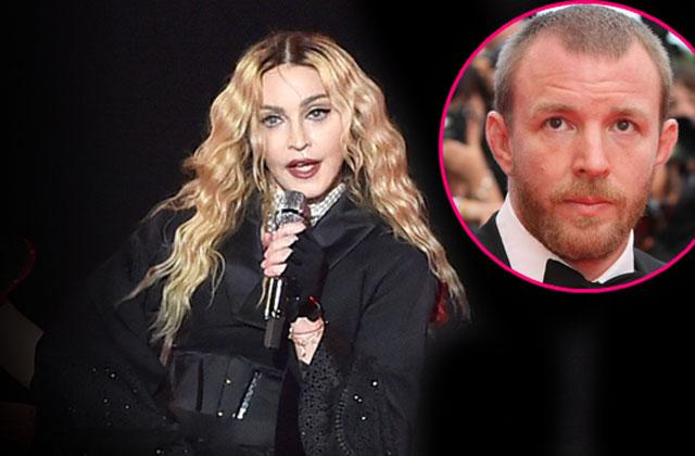 //madonna guy ritchie custody battle cryptic quote pp