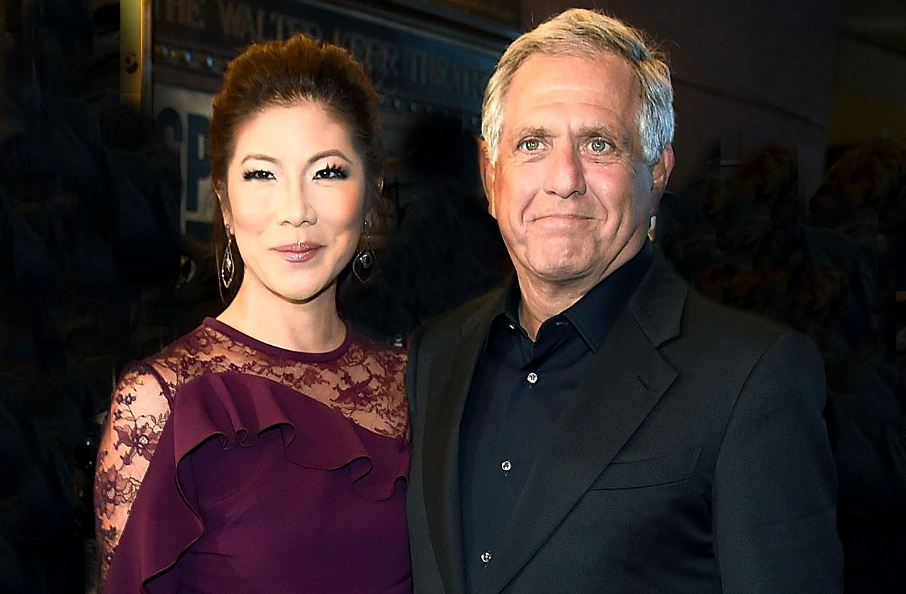 //Julie Chen Vows To Stand By Disgraced Husband Les Moonves Says Source pp