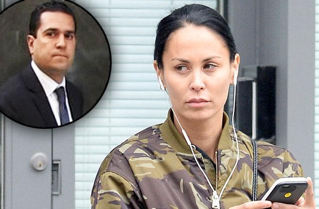 //jules wainstein michael wainstein moves out girlfriend eviction divorce housewives rhony pp