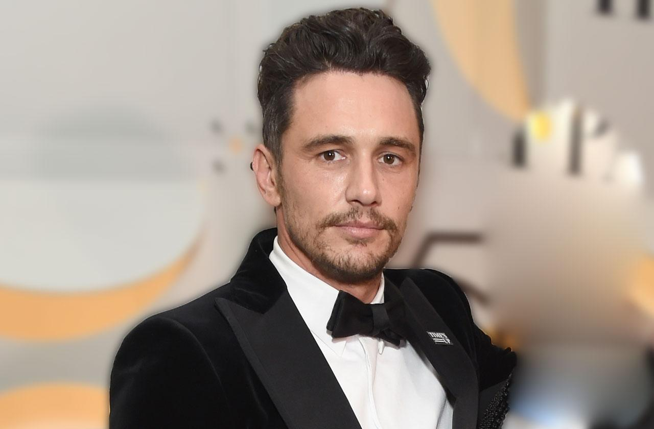 //Actresses Accuse James Franco Sexual Misconduct pp
