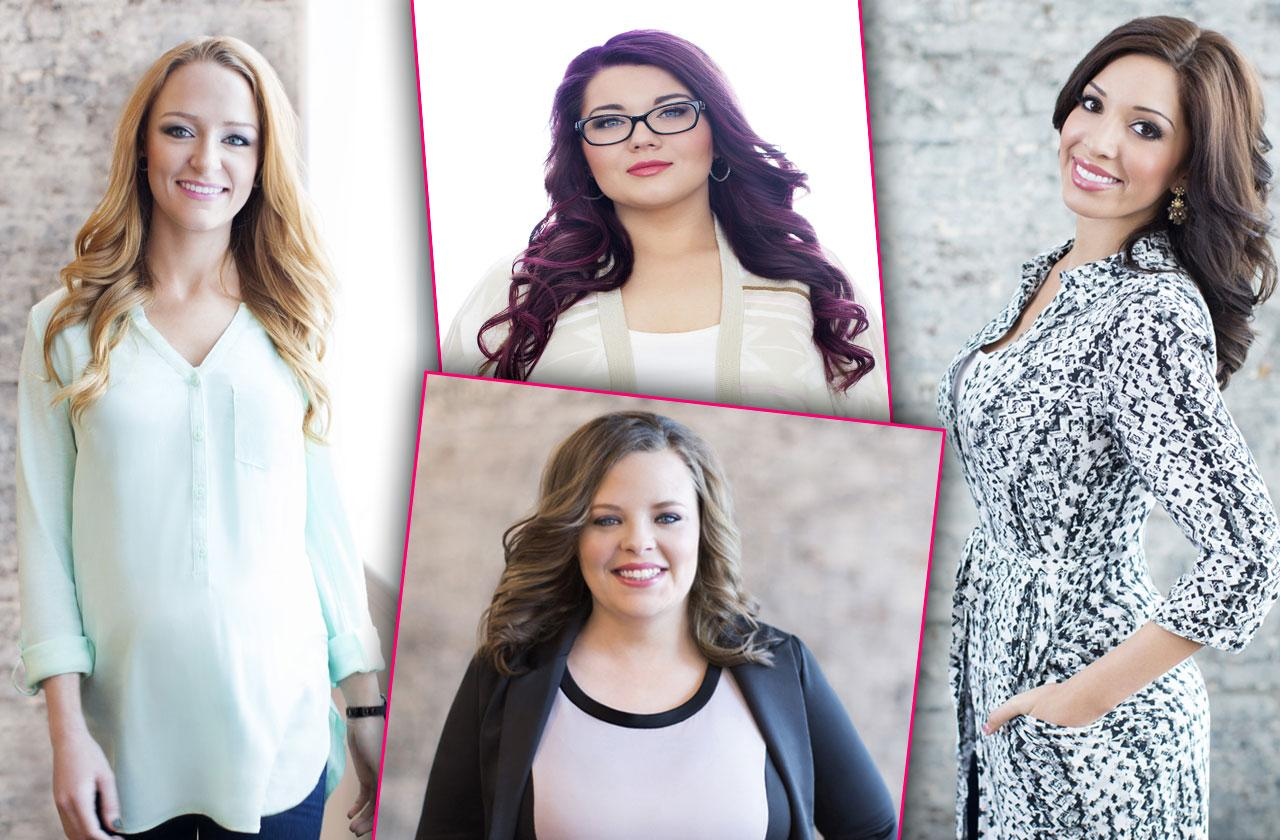 teen mom salaries revealed