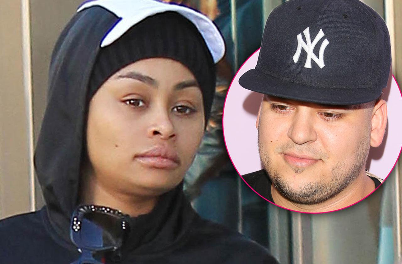 Cops Blac Chyna House Neglecting Dream