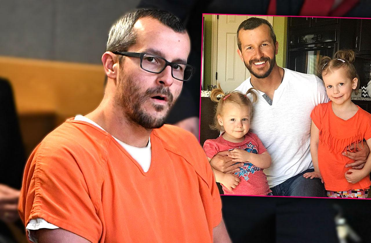 Chris Watts Details How He Killed Daughters Prison Interview