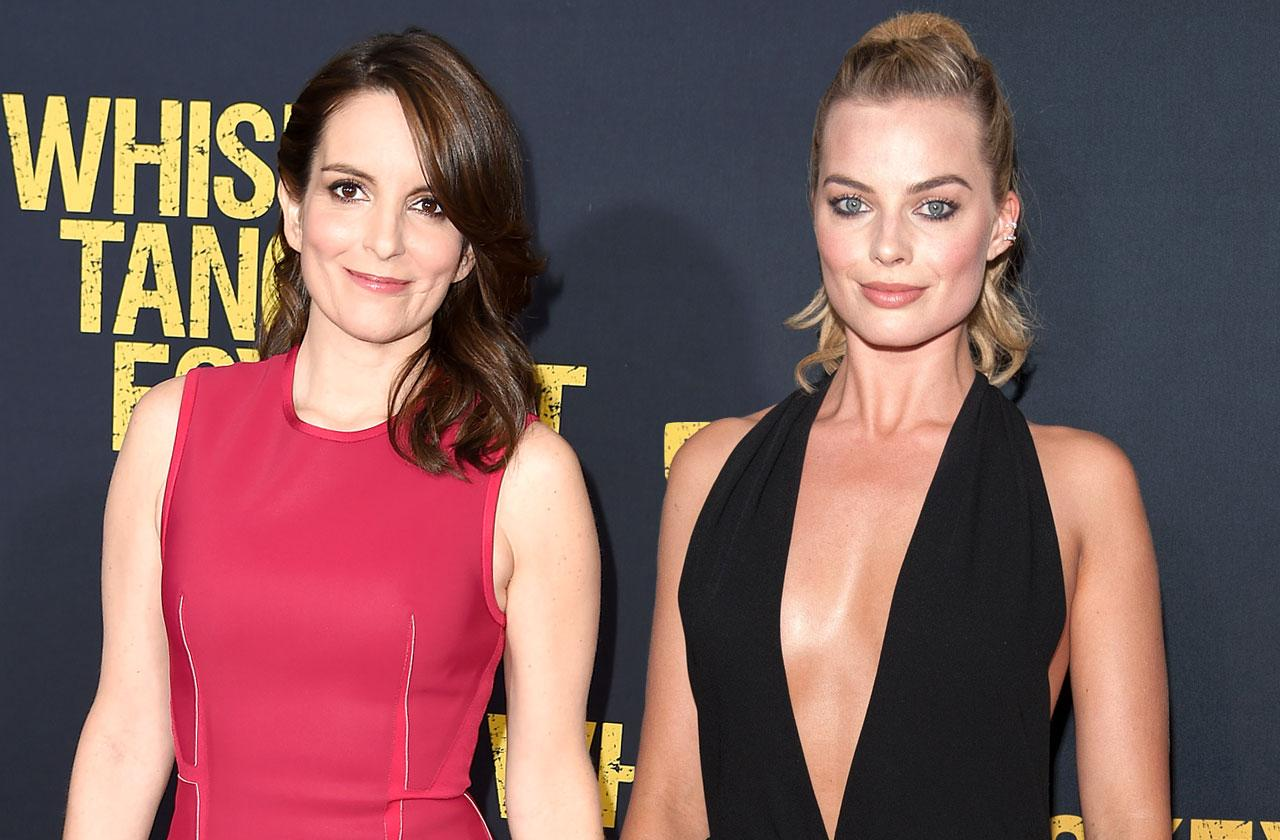 Friends Plead Former Besties Margot Robbie and Tina Fey To Reunite