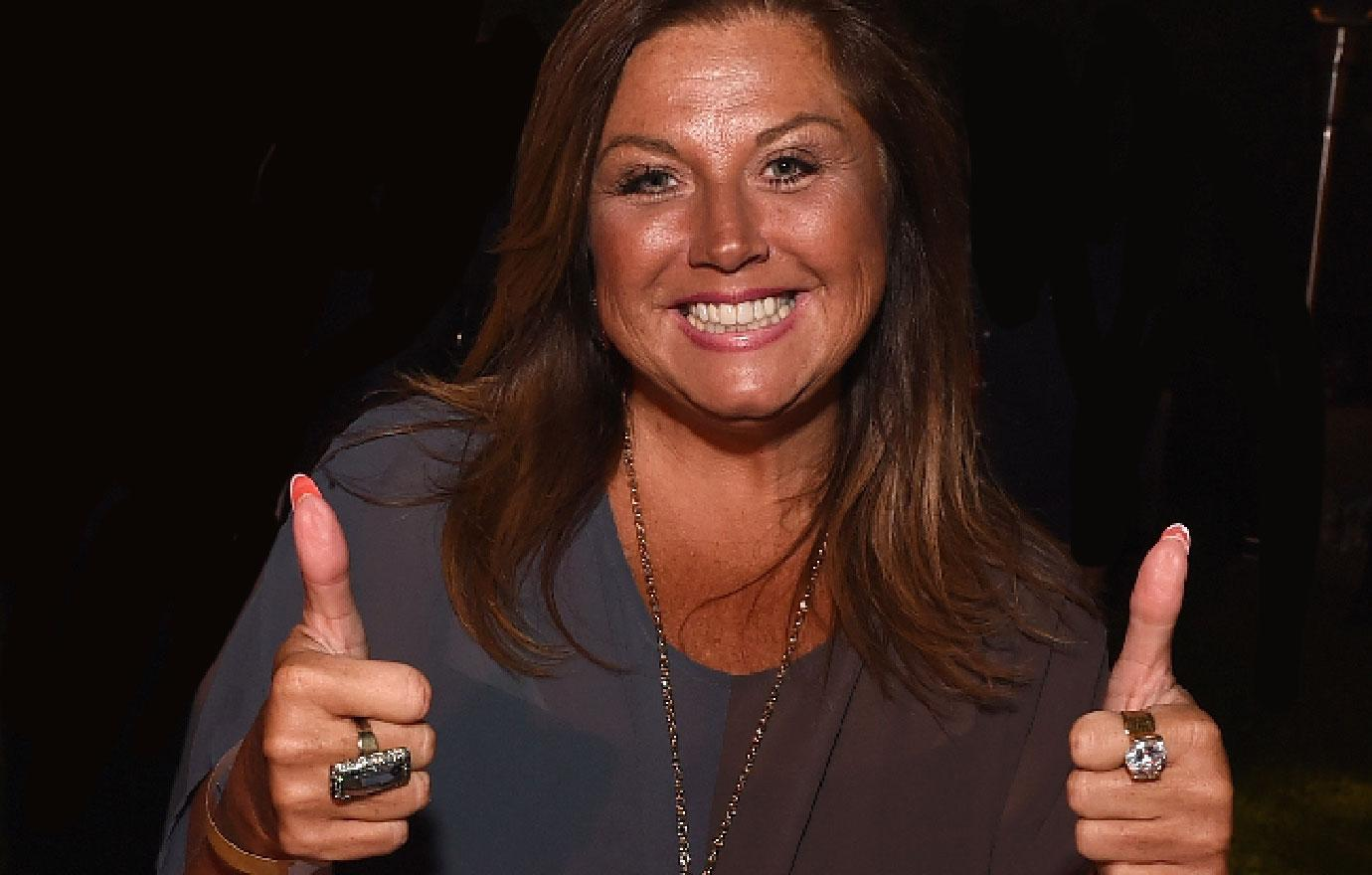 Abby Lee Miller Leaving Prison Early Losing Weight