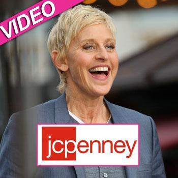 //ellen degeneres controversy partnership jc penney