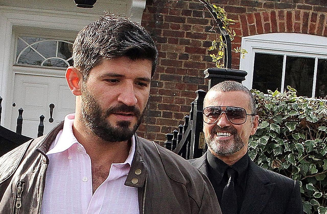 //fadi fawaz pens emotional letter to late george michael pp