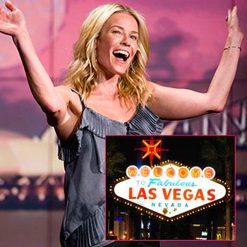 Chelsea Handler vegas Britney spears
