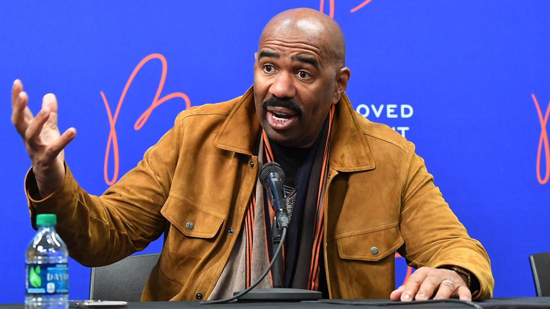 TV Insider Reveals Real Reason Steve Harvey Show Is Canceled