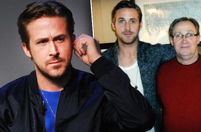 Ryan Gosling Dad Feud Skipped Wedding Pics