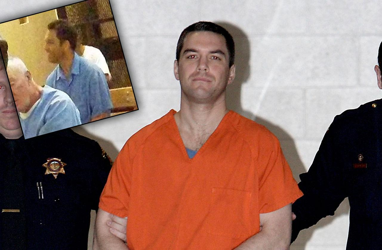 Scott Peterson Smiling Prison Video