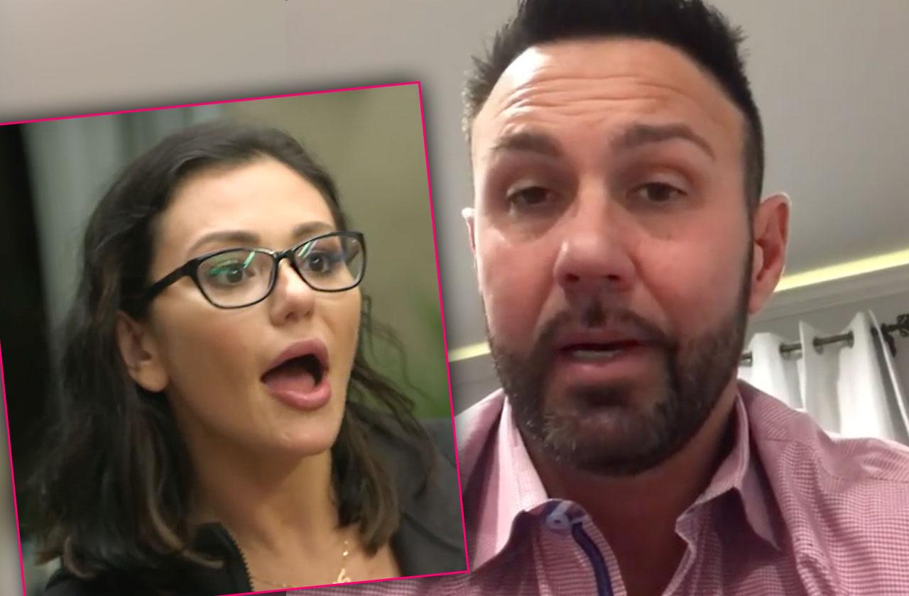 Roger Mathews Responds JWoww Abuse Claims Video