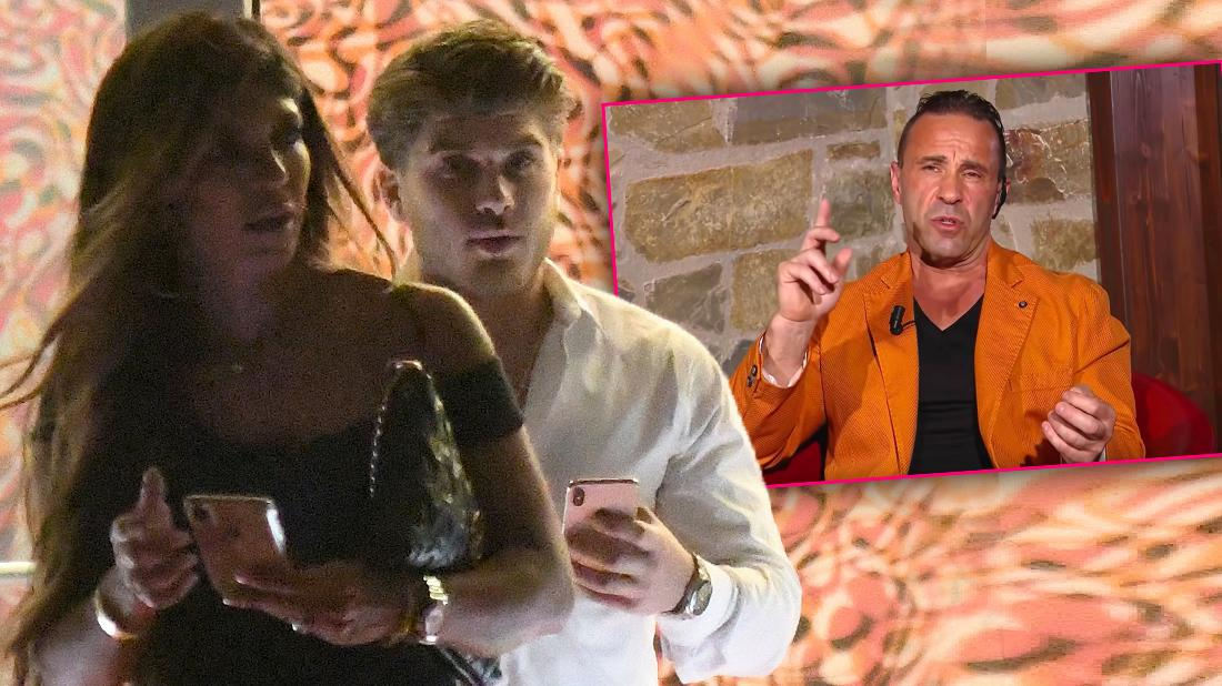 Teresa Giudice Admits She's Still Friends With Blake