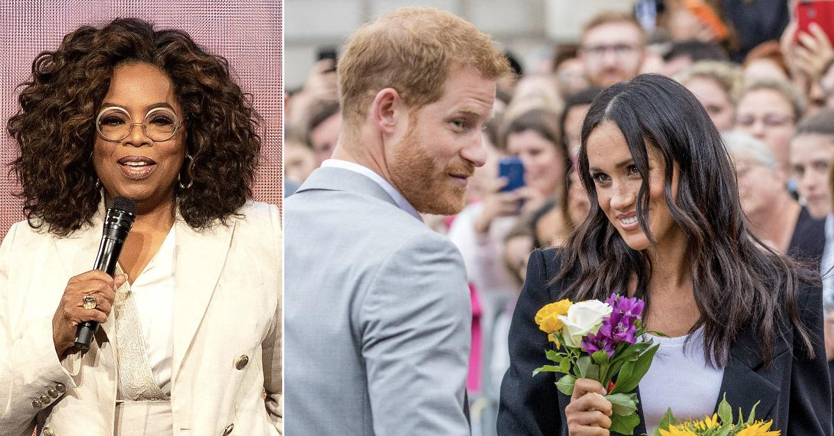 oprah not first choice for meghan harry godmother pp