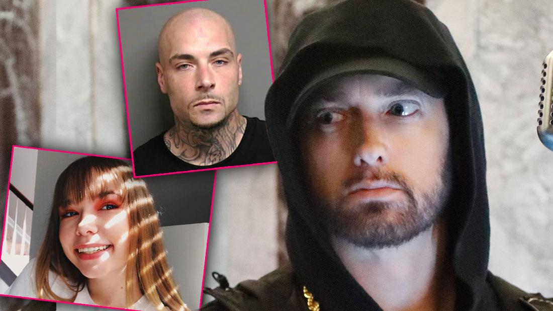 Eminem's Adopted Daughter's Dad Sentenced To Prison For Drug Possession