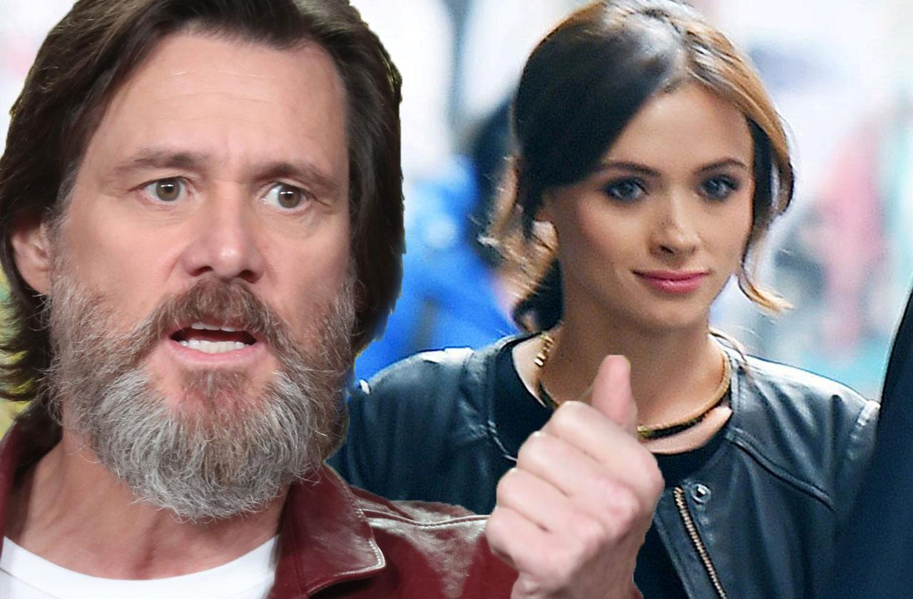 //jim carrey girlfriend cathriona white suicide herpes therapist notes pp