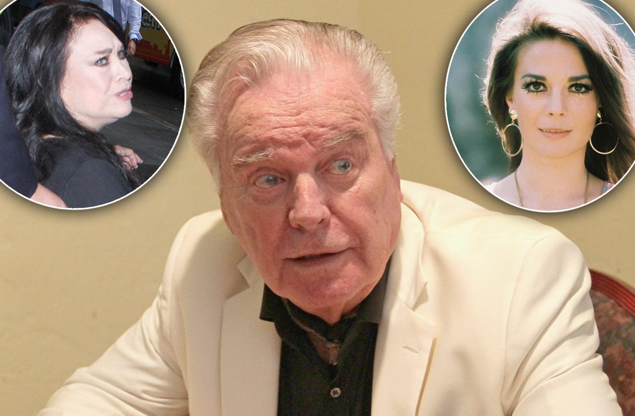 Lana Wood Confronts Dead Sister Natalie Robert Wagner