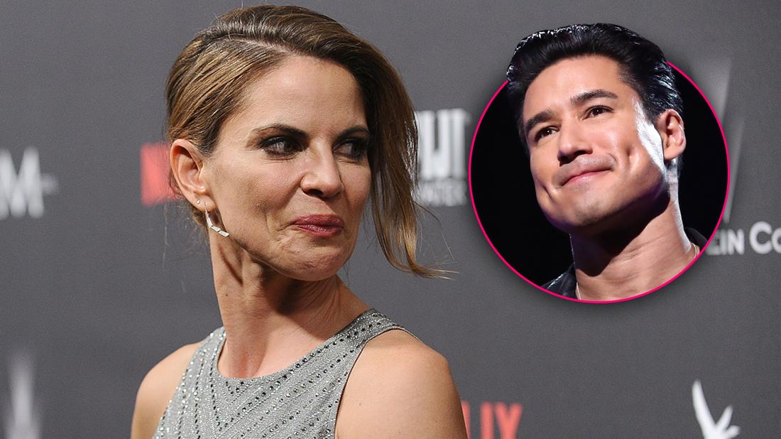 Natalie Morales Fired Access Hollywood Replaced Mario Lopez