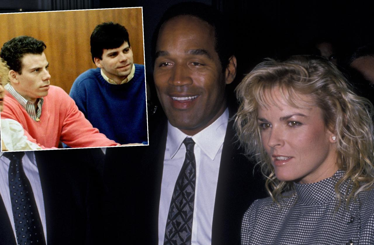 OJ simpson murder confession Nicole brown menendez brothers