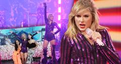 Taylor Swift Throws Shade In Concert After Scooter Braun Feud