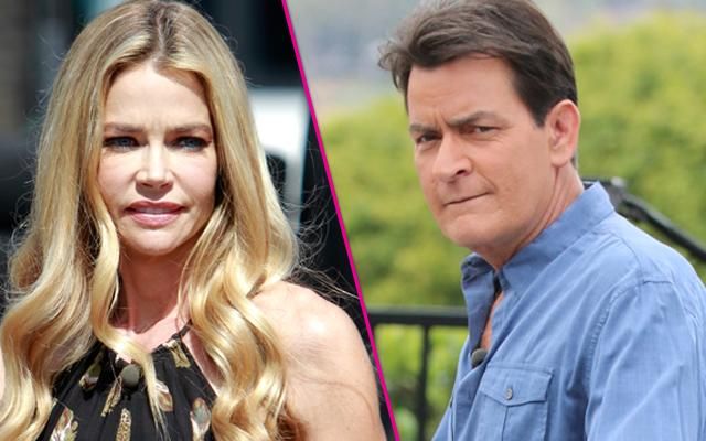 Charlie Sheen Filed Child Support Documents Against Ex-Wife Denise Richards