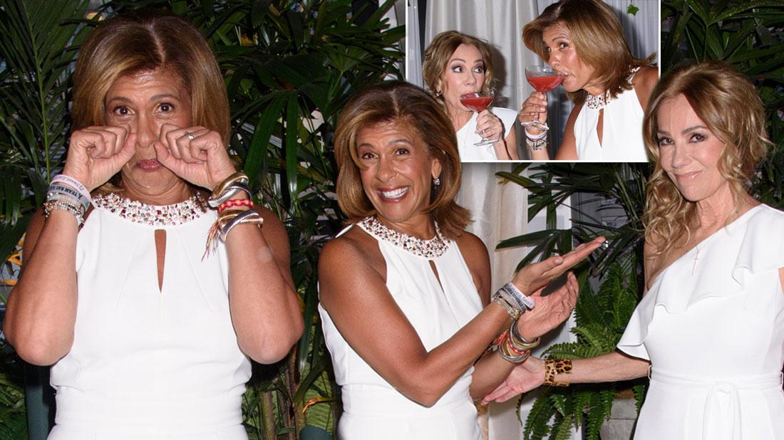 'Today' Cast Throws Kathie Lee Gifford Goodbye Party