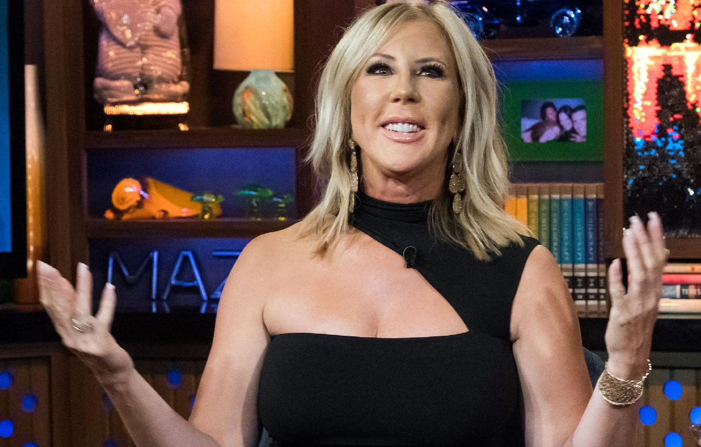 Vicki Gunvalson Takes Pay Cut To Continue On RHOC