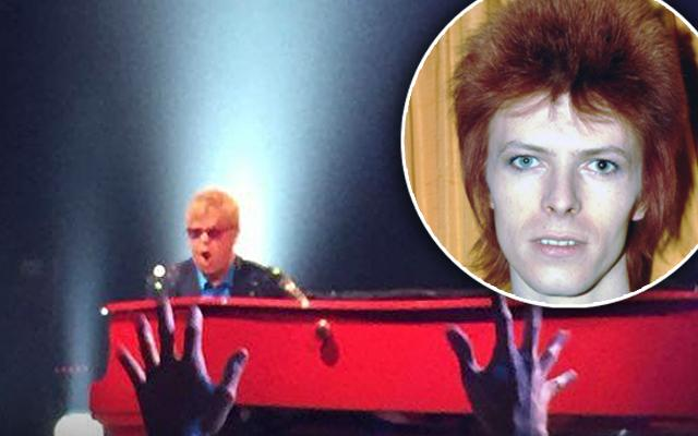Elton John David Bowie Tribute