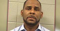 R Kelly Suicidal Child Support Arrest