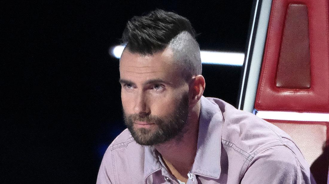 Adam Levine Causes 'Complete Disaster' At 'Voice' Event Diva