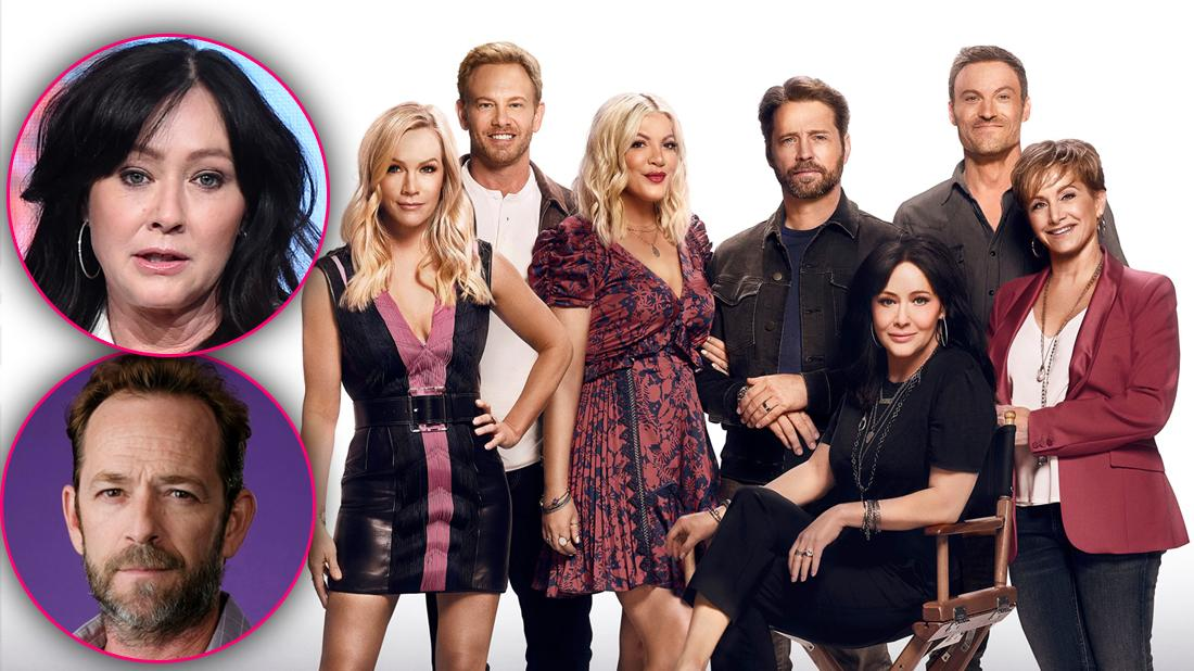 '90210' Woe: See How Cancer, Death & Money Problems Have Hit The Stars