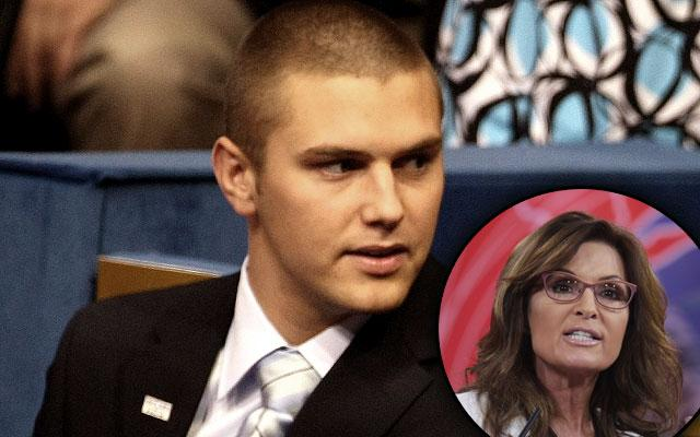 //sarah palin son track arrested assault