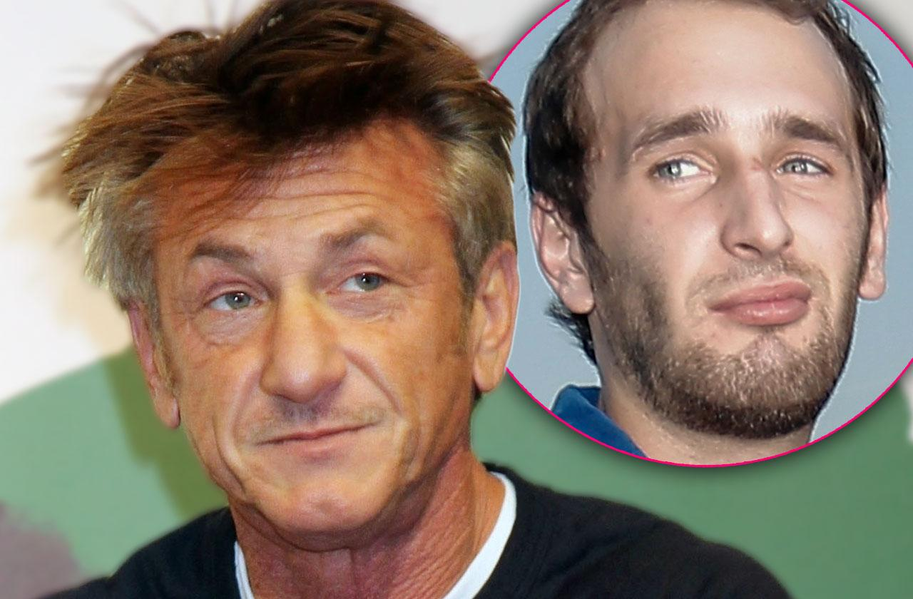 Sean Penn Drug Addict Son Hopper Rehab After Arrest