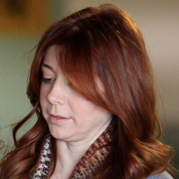 //alyson hannigan restraining order splash