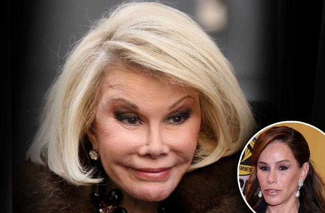 joan rivers dead melissa rivers medical malpractice lawsuit settled