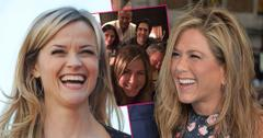 Jen Aniston Joined Instagram Because Of 'Morning Show' Cohost Reese Witherspoon!