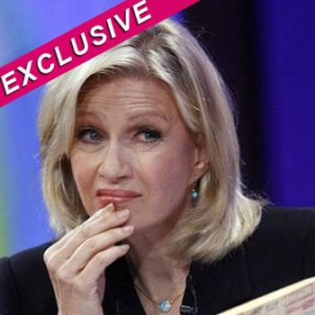 //diane sawyer tired