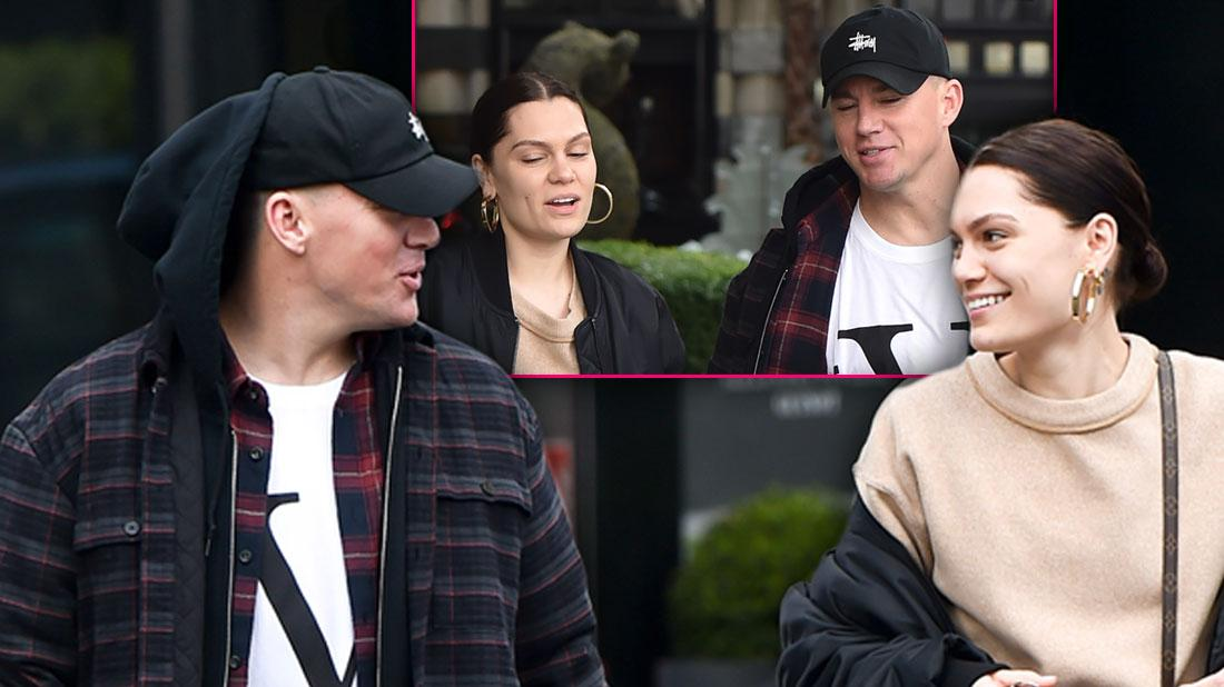 Jessie J Talks Starting Family With Channing Tatum Following Pregnancy Problems