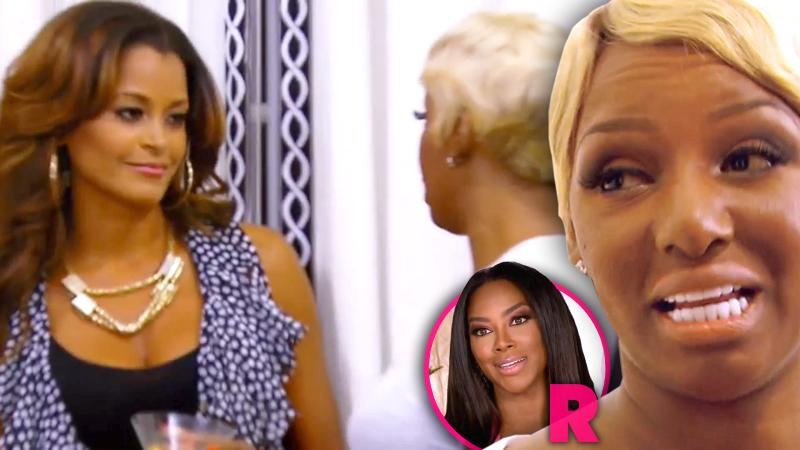 NeNe Leakes Claudia Jordan Fight