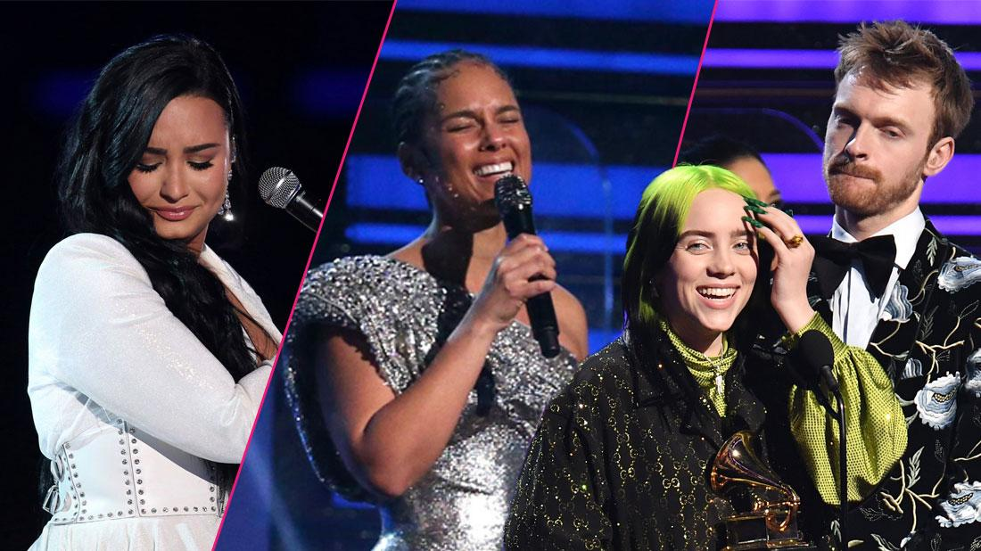 The Most Shocking Moments From The 2020 Grammy Awards
