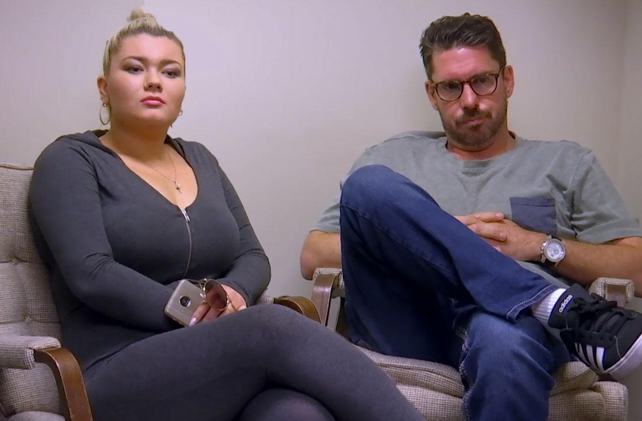 Teen Mom Amber Portwood Fiance Matt Baier Lie Detector Test
