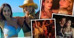 Christie Brinkley Alexa Ray Joel Nye Vacation