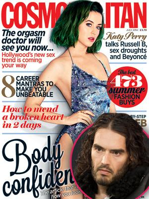 //katy perry dishes russell brand cosmopolitan tall