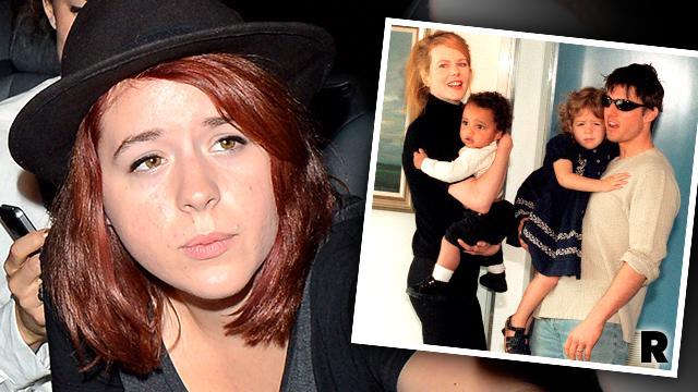 Isabella Cruise Estranged Mom Nicole Kidman Scientology