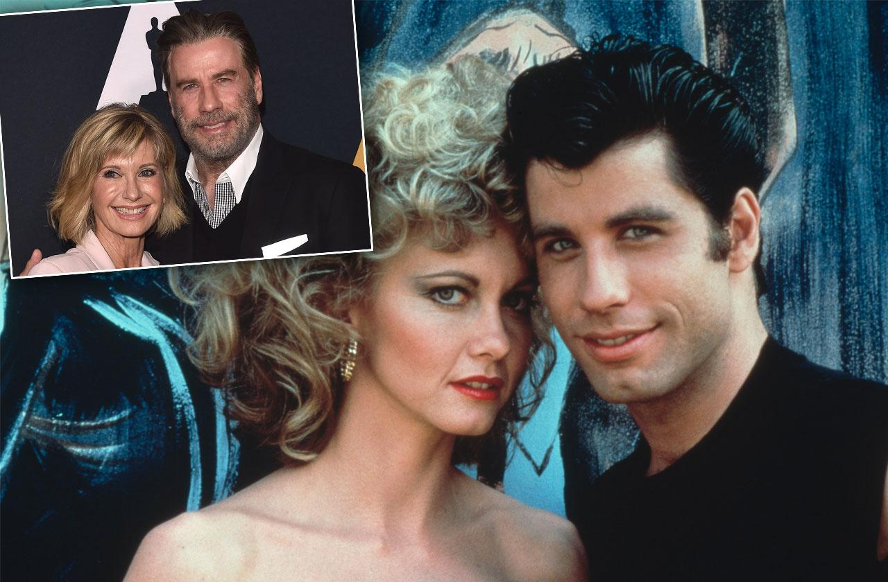 Olivia Newton-John John Travolta Relationship