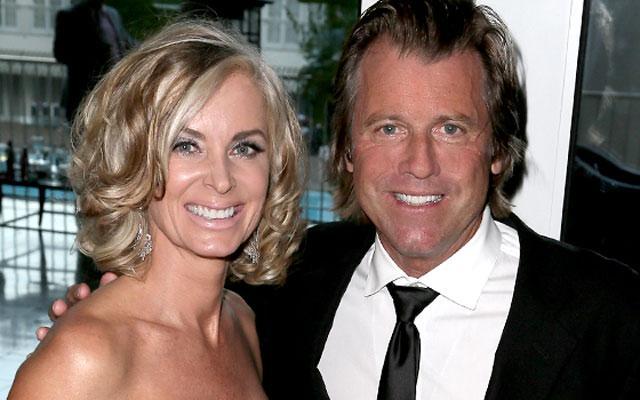 Eileen Davidson and Vincent Van Patten Happy Marriage