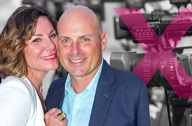 Luann De Lesseps Wedding bans Cameras Filming Ceremony RHONY