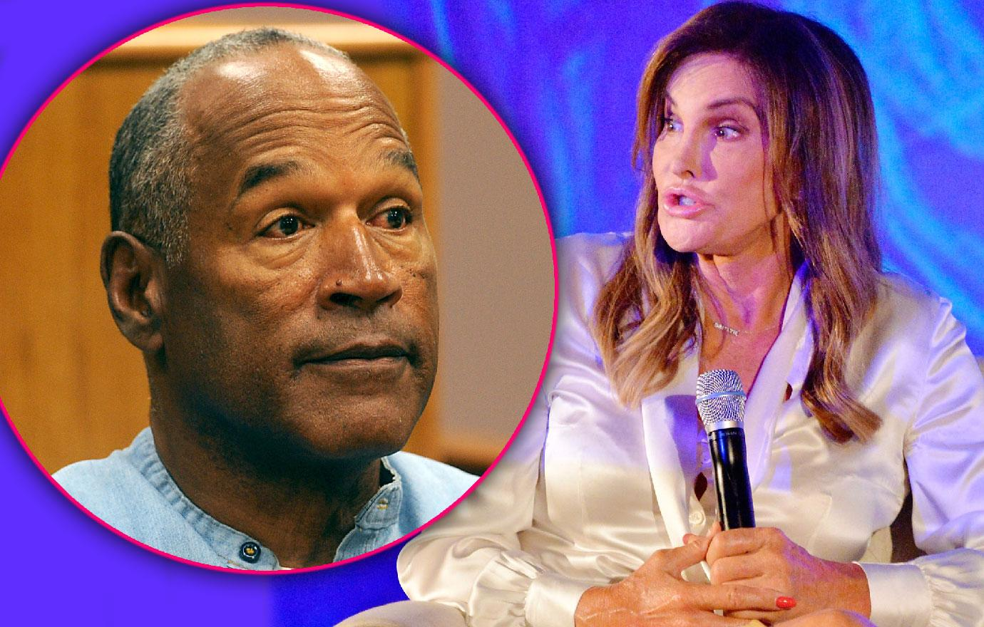 Caitlyn Jenner Demanding Answers From OJ About His Alleged Affair With Kris