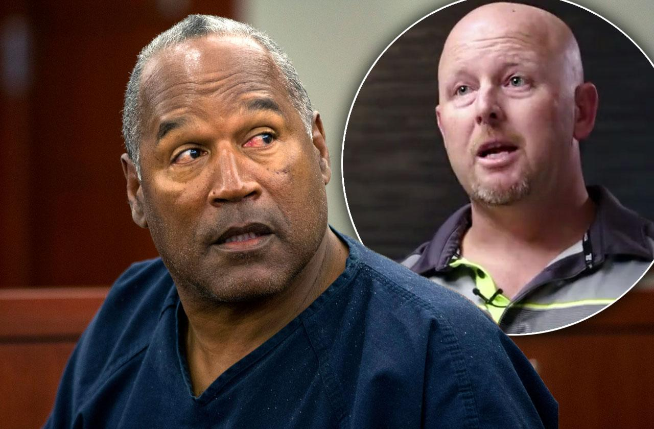 oj simpson strong chance getting out jail guard